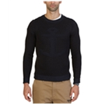 Nautica Mens Iconic Knit Anchor Pullover Sweater