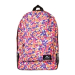 Fly Society Mens The All Over Camo Everyday Backpack