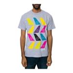 Fly Society Mens The Wingman Graphic T-Shirt