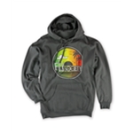 Fly Society Mens The Fly Life Hoodie Sweatshirt