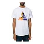 Fly Society Mens The Bermuda Graphic T-Shirt