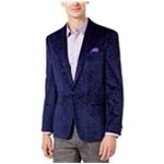 Ben Sherman Mens Textured One Button Blazer Jacket