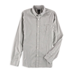 Todd Synder Mens Striped Button Up Shirt
