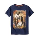 Sean John Boys Lion City Graphic T-Shirt