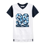 Sean John Boys Longline 98 Embellished T-Shirt