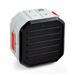TKO Avalanche Unisex Water-Resistant Portable Mini Speaker System