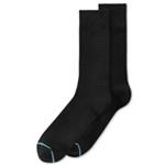 Alfani Mens Textured Midweight Socks