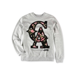 Independent Trading Company Mens The CA Floral Sweatshirt