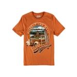 No Borders Mens California Dreaming Graphic T-Shirt