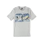 No Borders Mens Marlin Band Graphic T-Shirt