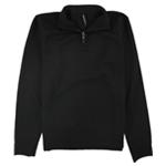 True Rock Mens Solid Mockneck Pullover Sweater