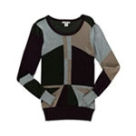 bar III Womens Silver Lake Pullover Sweater