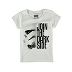 Mad Engine Girls Join The Dark Side Graphic T-Shirt