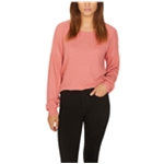Sanctuary Clothing Womens Balloon Sleeve Thermal Blouse