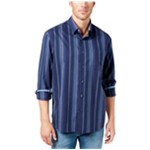 Tommy Bahama Mens Sail Over Stripe Button Up Shirt