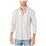Tommy Bahama Mens Uvita Striped Button Up Shirt