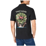 Tommy Bahama Mens Embroidered Yule Button Up Shirt