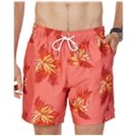 Nautica Mens Quick Dry Tropical Swim Bottom Trunks