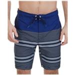 Nautica Mens Bright Quick Dry Swim Bottom Board Shorts