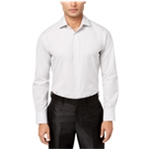 Tallia Mens Tonal Dot Button Up Dress Shirt