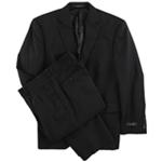 Tasso Elba Mens Professional Two Button Suit