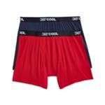 Weatherproof Mens 2-Pack Underwear Boxers