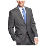 Greg Norman Mens Plaid Two Button Blazer Jacket