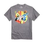 Bioworld Boys Character Graphic T-Shirt