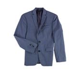bar III Mens LS Two Button Blazer Jacket