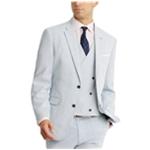 Tommy Hilfiger Mens Modern-Fit THFlex Two Button Blazer Jacket