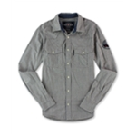 Ecko Unltd. Mens Constant Elevation Button Up Shirt