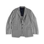 Eleventy Mens Solid Two Button Blazer Jacket