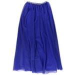 Blondie Nites Womens Embellished A-line Skirt