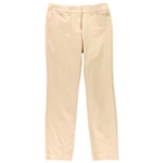 Grace Elements Womens Simple Nudes Casual Chino Pants