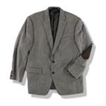 Ralph Lauren Mens Professional Two Button Blazer Jacket