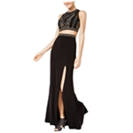 Say Yes to the Prom Womens Studded A-line Skirt