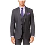 Kenneth Cole Mens Tonal Two Button Blazer Jacket