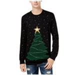 American Rag Mens Tree Pullover Sweater