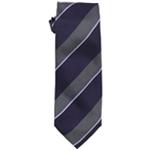 Alfani Mens Stripe Necktie