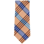 Tallia Mens Brighton Plaid Necktie