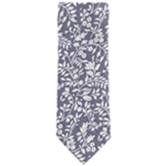 Tallia Mens Textured Chambray Necktie