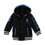 U.S. Polo Assn. Boys Fleece Hoodie Sweatshirt
