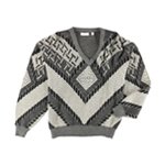 Calvin Klein Mens Colorblocked Pullover Sweater