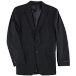 Club Room Mens Herringbone Two Button Blazer Jacket