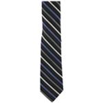 Calvin Klein Mens Stripe Necktie