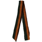 Tags Weekly Womens Striped Belt