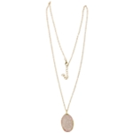 Tags Weekly Womens Contrast Necklace Chain