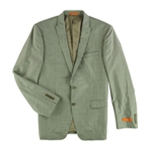 Tallia Mens Modern Two Button Blazer Jacket