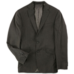 Kenneth Cole Mens Classic Two Button Blazer Jacket