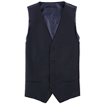 Alfani Mens Slim Fit Four Button Vest